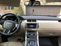 Picture of 2014 Land Rover Range Rover Evoque Pure Plus Hatchback, interior