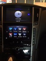 Picture of 2015 Infiniti Q50 Sport, interior