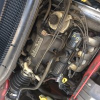 Picture of 2005 Chrysler Town & Country Touring, engine