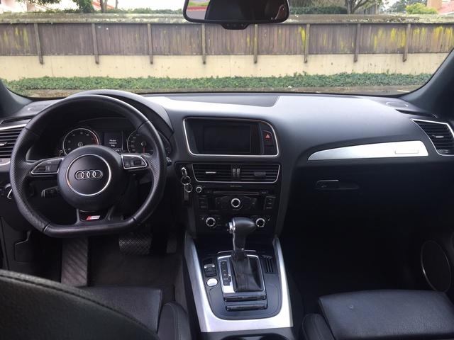 picture of 2014 audi q5 3 0t quattro premium plus interior. Cars Review. Best American Auto & Cars Review