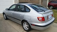 Picture of 2004 Hyundai Elantra GT Hatchback, exterior