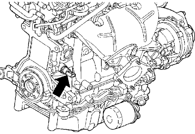 Chrysler Pt Cruiser Questions How To Replace Oil Sending Sensor Rhcargurus: Pt Cruiser Temp Sensor Location At Gmaili.net