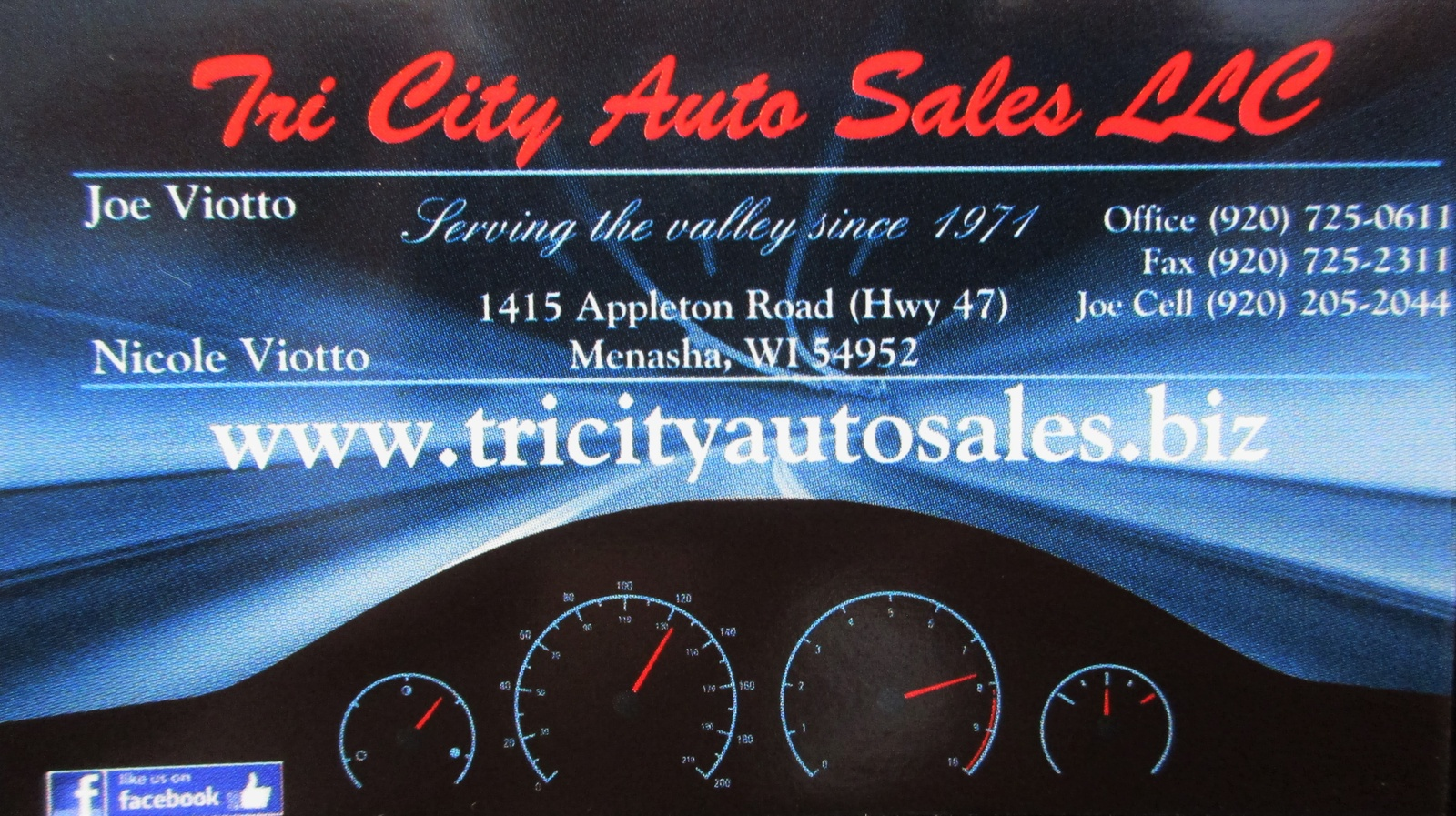 Tri city auto sales llc menasha wi read consumer for Tri city motor sales