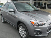 Picture of 2014 Mitsubishi Outlander Sport ES AWD, exterior