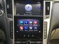 Picture of 2015 Infiniti Q50 Base AWD, interior