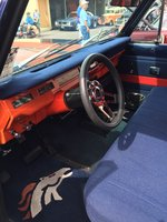 Picture of 1974 International Harvester Scout, interior