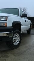 Picture of 2005 Chevrolet Silverado 3500 4 Dr Work Truck 4WD Crew Cab LB, exterior