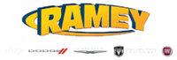 Ramey Chrysler Dodge Jeep Ram logo