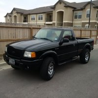 Picture of 2002 Ford Ranger 2 Dr Edge Standard Cab SB, exterior