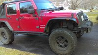Picture of 2011 Jeep Wrangler Unlimited Sport, exterior