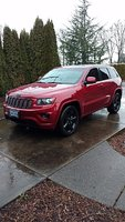 Picture of 2015 Jeep Grand Cherokee Altitude 4WD, exterior