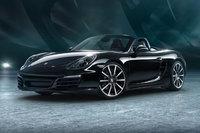 2016 Porsche Boxster Black Edition, Porsche Boxter Black Edition 2016 , exterior