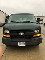 Picture of 2003 Chevrolet Express G2500 Passenger Van, exterior