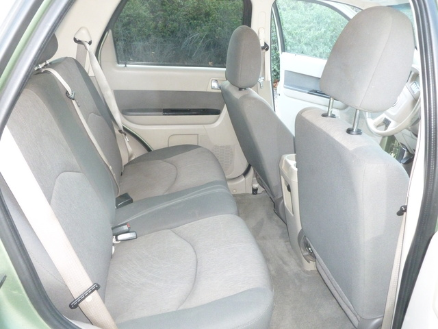 Picture of 2009 Mazda Tribute Hybrid Touring FWD, interior, gallery_worthy
