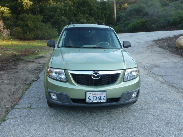 Picture of 2009 Mazda Tribute Hybrid Touring FWD, exterior, gallery_worthy
