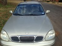 Picture of 2002 Daewoo Leganza 4 Dr SE Sedan, exterior, gallery_worthy