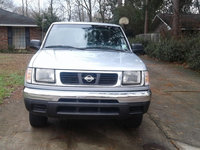 Picture of 2000 Nissan Frontier 2 Dr XE Extended Cab SB, exterior