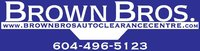 Brown Bros Auto Clearance Centre