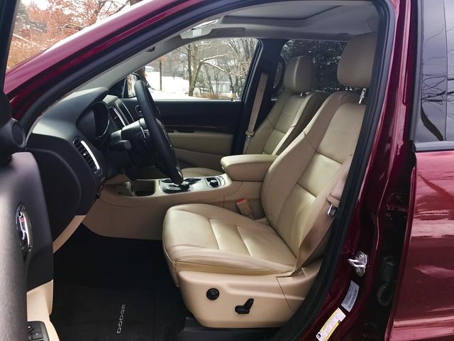 2017 dodge durango pictures cargurus - Dodge durango 2017 interior pictures ...