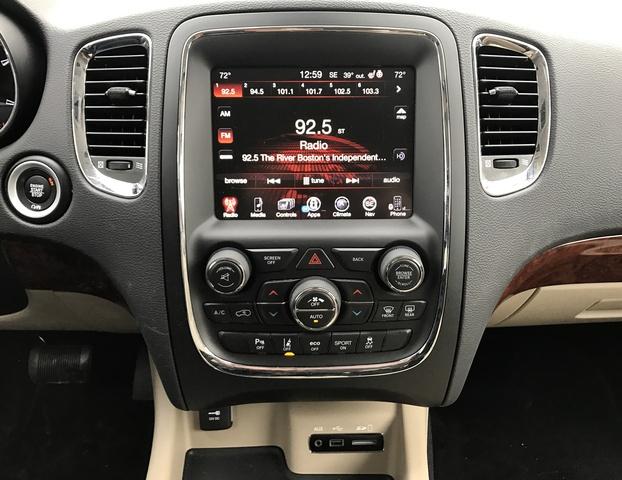 2017 Dodge Durango Overview Cargurus