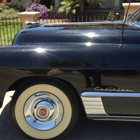 1948 Cadillac Series 62 Overview