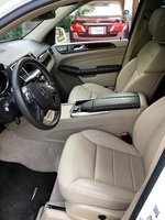 Picture of 2015 Mercedes-Benz M-Class ML 350, interior