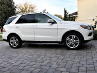Picture of 2015 Mercedes-Benz M-Class ML 350, exterior