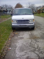 Picture of 2000 Ford Econoline Wagon 3 Dr E-150 Chateau Passenger Van, exterior