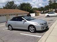 Picture of 2007 Toyota Camry Solara 2 Dr SLE Convertible, exterior