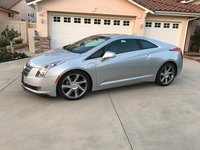 Picture of 2014 Cadillac ELR Base