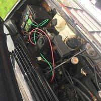 Picture of 1992 Dodge Ram Van 3 Dr B250 Cargo Van, engine