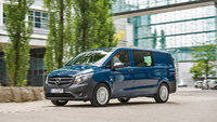2017 Mercedes-Benz Metris Picture Gallery