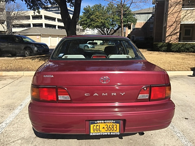 Picture of 1996 Toyota Camry LE, exterior, gallery_worthy