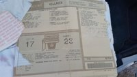 Picture of 1995 Mercury Villager 3 Dr GS Cargo Van, interior, gallery_worthy
