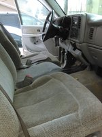 Picture of 1999 Chevrolet Silverado 1500 3 Dr STD 4WD Extended Cab LB, interior