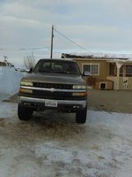 Picture of 1999 Chevrolet Silverado 1500 3 Dr STD 4WD Extended Cab LB