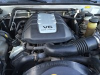 Picture of 2001 Honda Passport 4 Dr EX 4WD SUV, engine