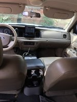 Picture of 2005 Ford Crown Victoria Police Interceptor, interior
