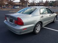 Picture of 2001 Mitsubishi Diamante 4 Dr LS Sedan, exterior, gallery_worthy