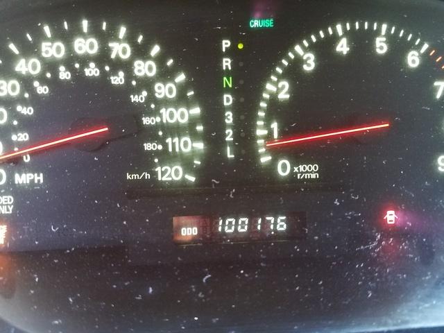 Picture of 2001 Mitsubishi Diamante 4 Dr LS Sedan, interior
