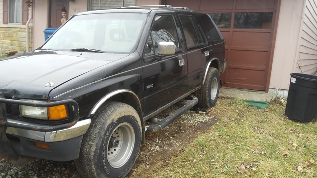Picture of 1992 Isuzu Rodeo 4 Dr S 4WD SUV, exterior, gallery_worthy