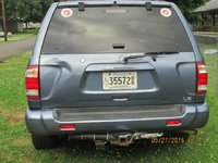 Picture of 2000 Nissan Pathfinder LE 4WD