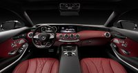 Picture of 2015 Mercedes-Benz S-Class Coupe S 550 4MATIC, interior