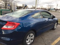 Picture of 2013 Honda Civic Coupe LX