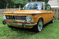 1970 BMW 2002 Overview