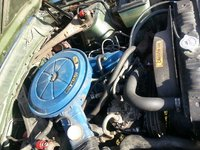 Picture of 1974 Mercury Comet, engine