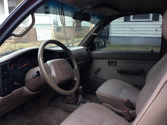 Picture Of 1996 Toyota Tacoma 2 Dr STD 4WD Standard Cab SB, Interior,  Gallery_worthy Good Looking