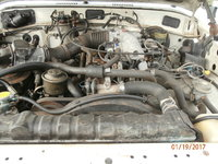 Picture of 1989 Toyota Land Cruiser 4 Dr STD 4WD, engine