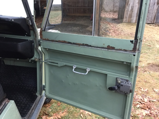 Picture of 1975 Land Rover Series III, interior, gallery_worthy