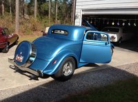 1934 Ford Model 40 Overview